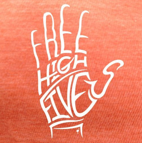Eddie Platz - Free High Fives.