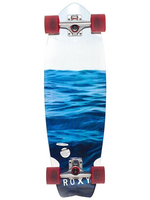 #roxy Vague #longboard at #bluetomato   ↑Roxy↑   Skate ...