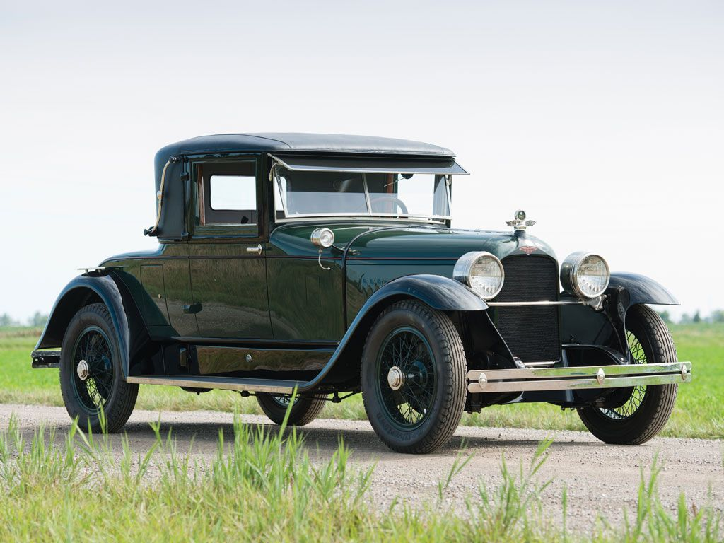 1922 Duesenberg Model A Doctor\'s Coupe by Fleetwood | Hershey 2014 ...
