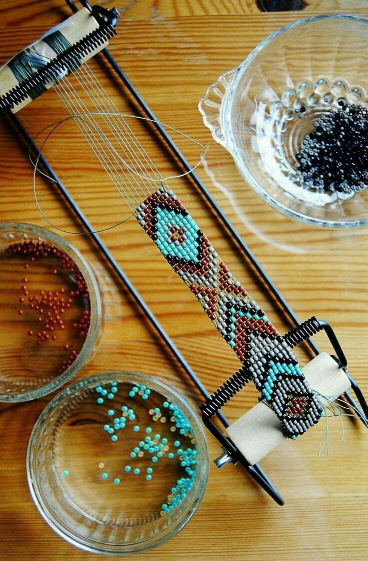 Pin by Robin Wadley Julius on Cherokee bead works/other