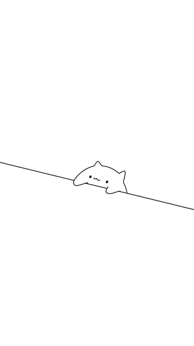 looking like helpless cat