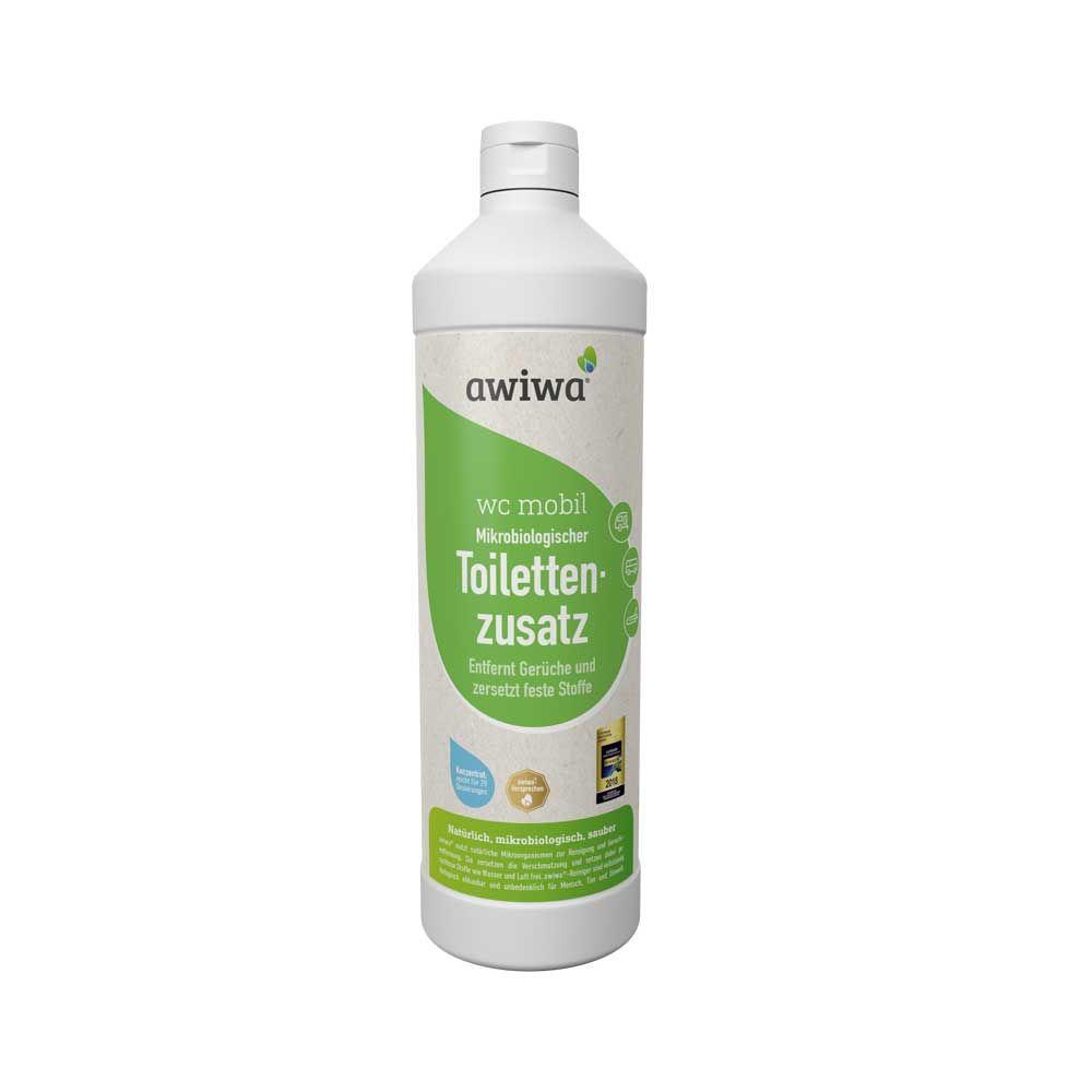 Awiwa Wc Mobil Bio Toilettenzusatz Fur Die Campingtoilette