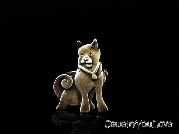 Hey, I found this really awesome Etsy listing at https://www.etsy.com/listing/66534641/sterling-silver-norwegian-elkhound-ring