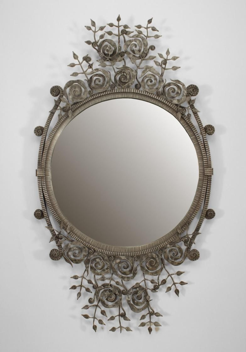 Art deco mirrors dont let this fool you this is a large mirror selling for 9000 00 at