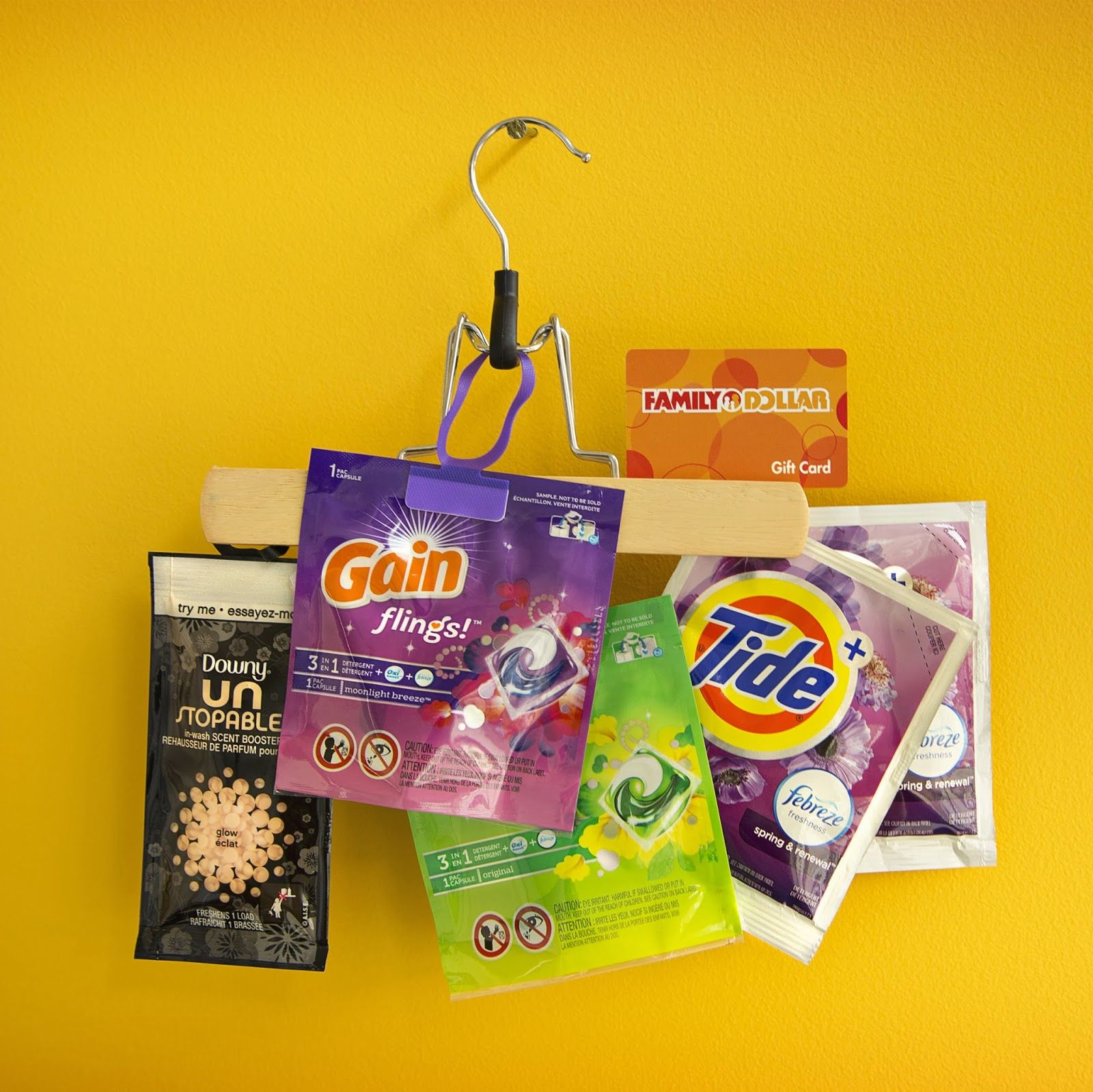 ***Giveaway*** Enter to win a Family Dollar Prize Pack
