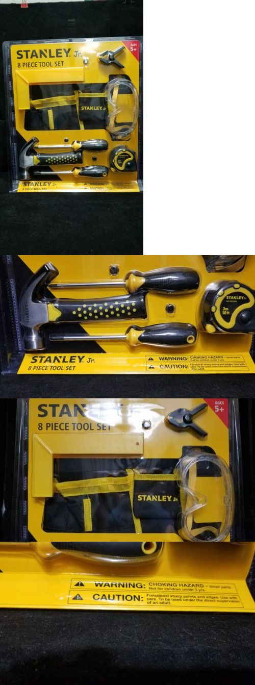 Phenomenal Tool Sets 158747 Stanley Jr 8 Piece Toy Tool Set Buy It Gamerscity Chair Design For Home Gamerscityorg