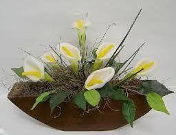 flores brancas arranjo artificial - Pesquisa Google