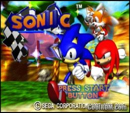 Sonic R Rom Iso Download For Sega Saturn Coolrom Com Sonic R