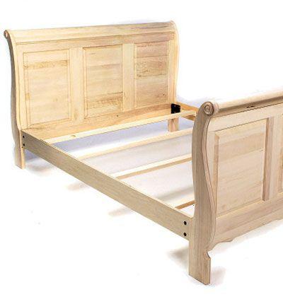 sleigh bed inspiration - Slay Bed Frame