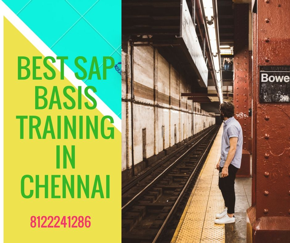 Advance level #SAP #BASIS Training in #Chennai with live project Support. Contact us:8122241286 http://bit.ly/1q71xpw