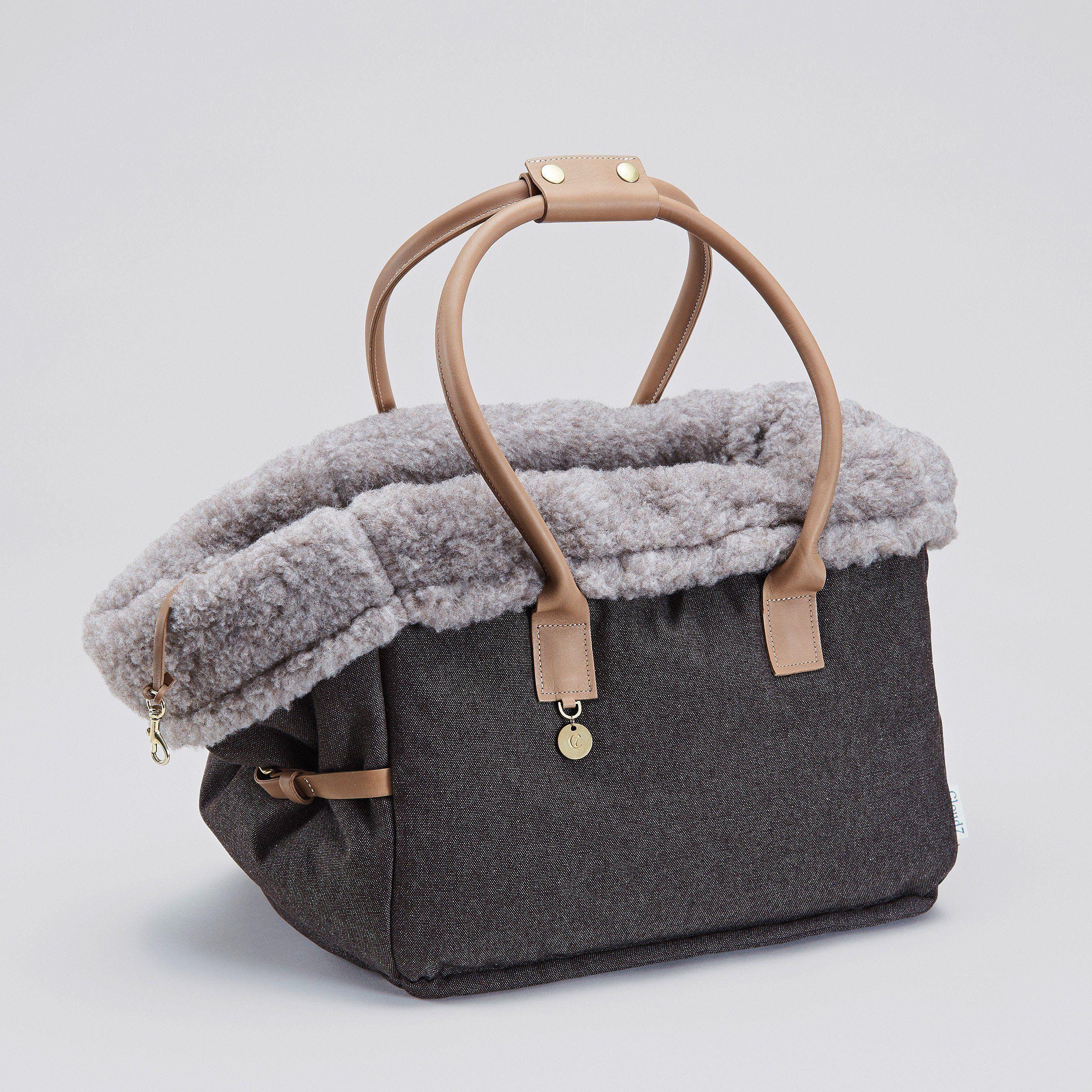 Cloud7 Heather Brown Dog Carrier Dog carrier bag, Diy