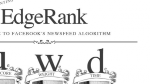 How Facebook EdgeRank Determines Content Engagement    #edgerank #facebook #engagement