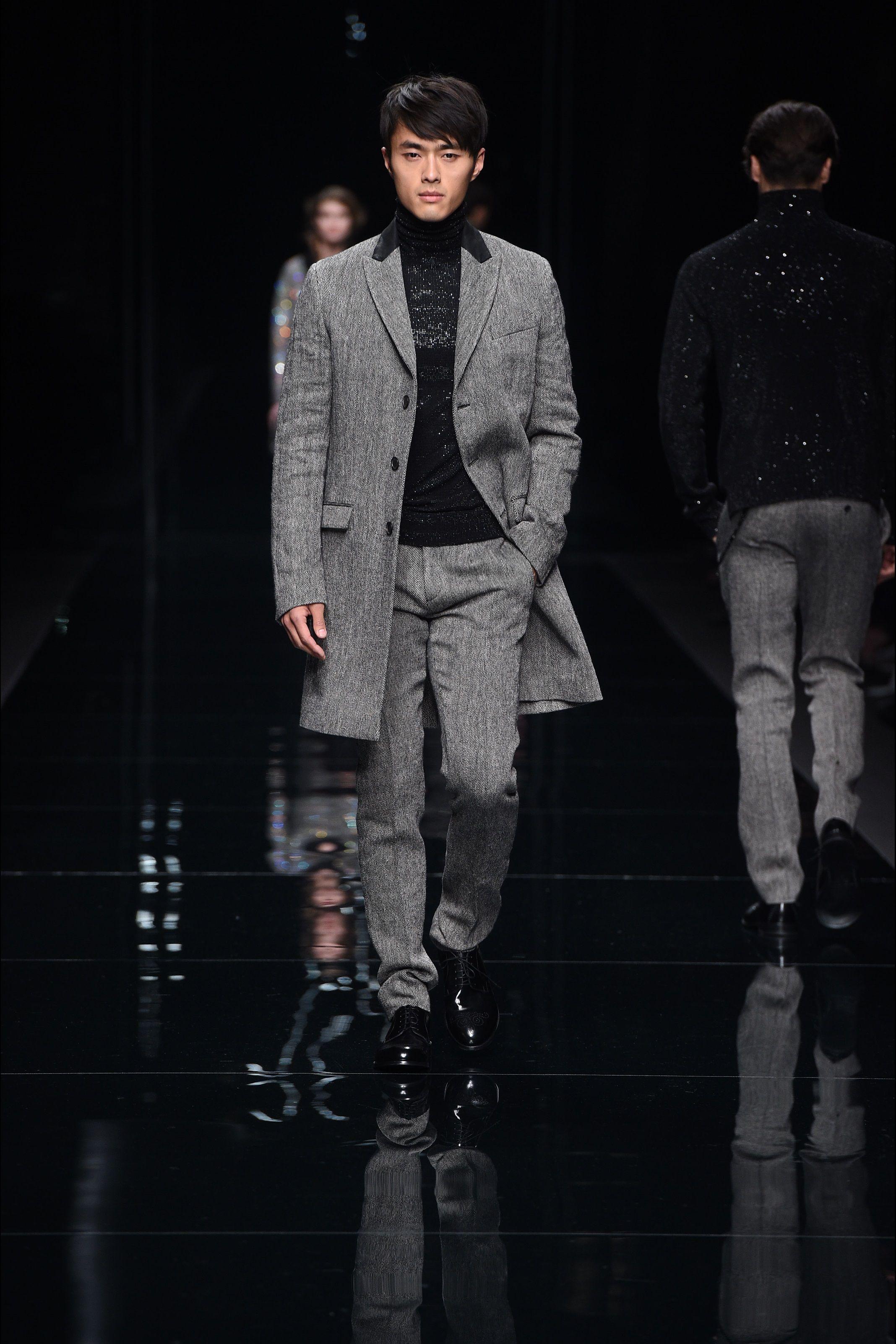 Sfilata Moda Uomo Ermanno Scervino Milano - Autunno Inverno 2016-17 - Vogue 165d3ca665b