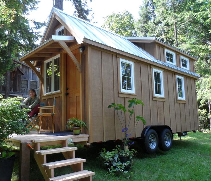 Ynez tiny house by the oregon cottage company tiny homes for Small houses oregon
