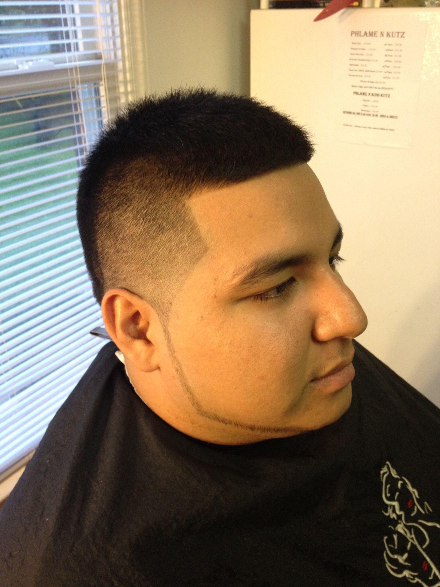 phlamenkutz style haircut cut