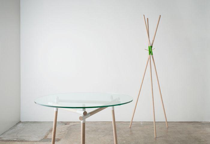 conexões de metal para móveis