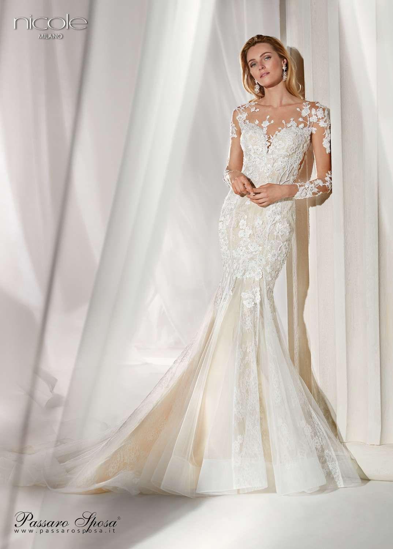 Abiti Da Sposa Salerno.Nicole Spose Salerno Abiti Da Sposa 2018 Abiti Da Sposa