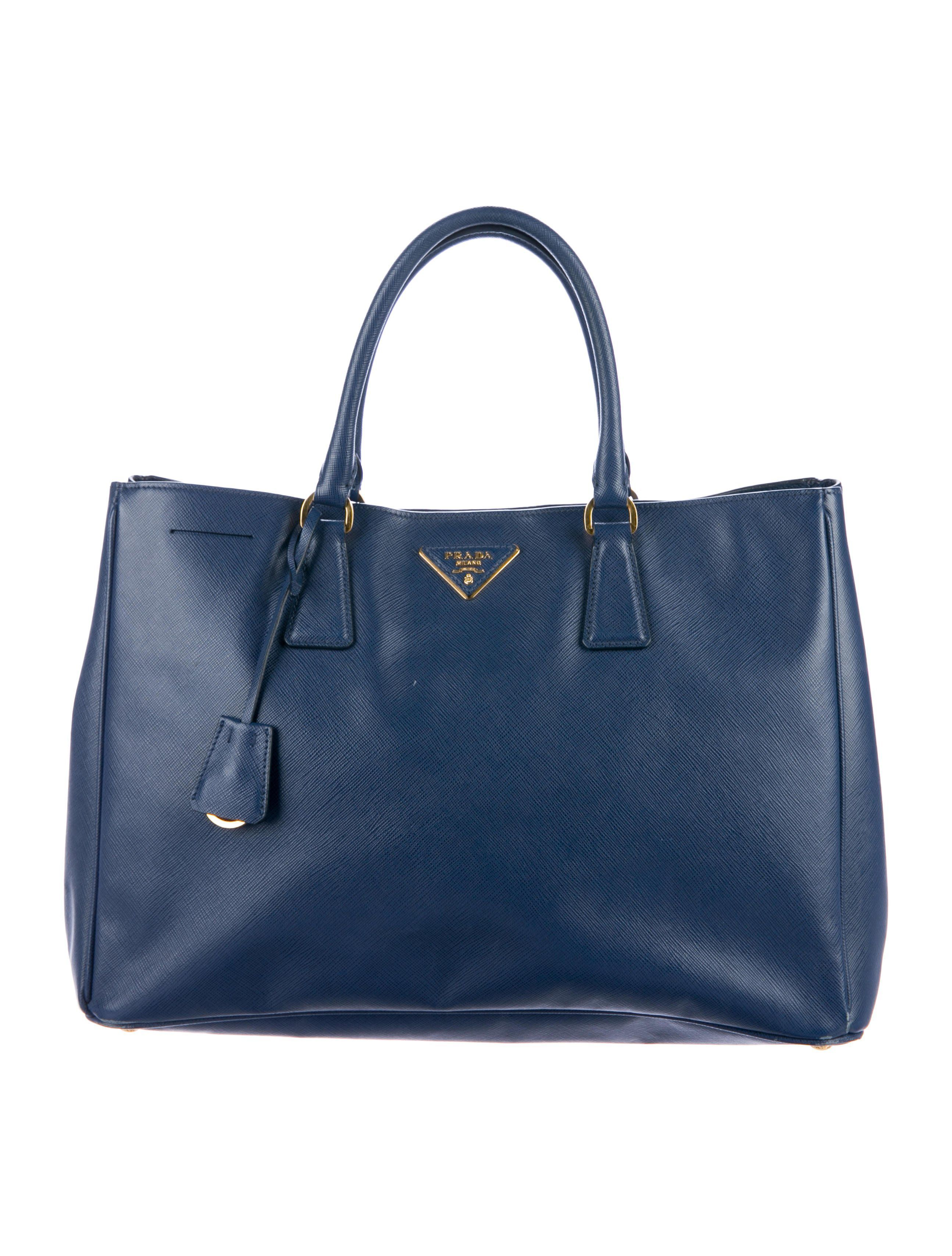 495e95ffed54 ... france prada large saffiano lux tote handbags pra204446 the realreal  58804 d1851