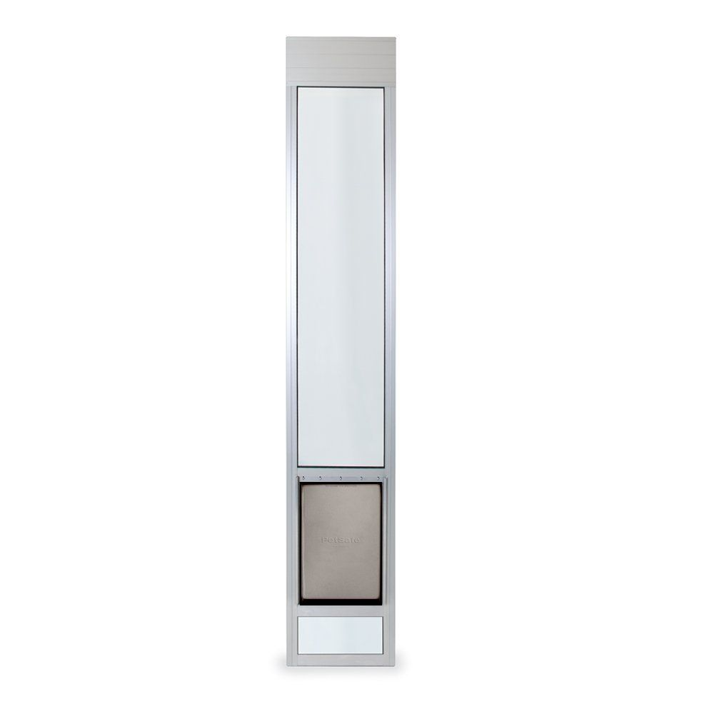Petsafe Freedom Aluminum Patio Panel Sliding Glass Pet Door