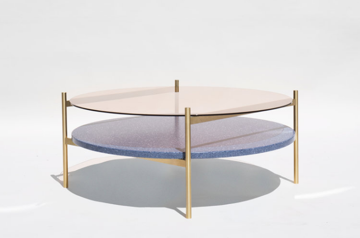 Duotone Circular Coffee Table By Yield Made In Usa In 2018
