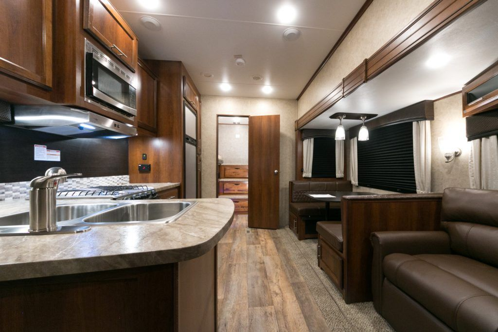 Details About 2017 Jayco Eagle Ht Home Decor Kitchen Cabinets