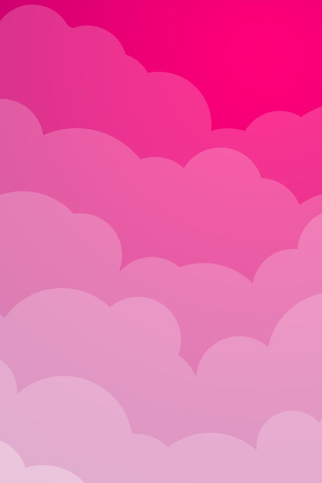 Cute Pink Color HD Wallpaper Image Picture For Your iPhone