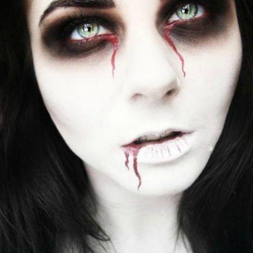 Great Halloween Makeup Ideas halloween Pinterest Halloween - easy makeup halloween ideas