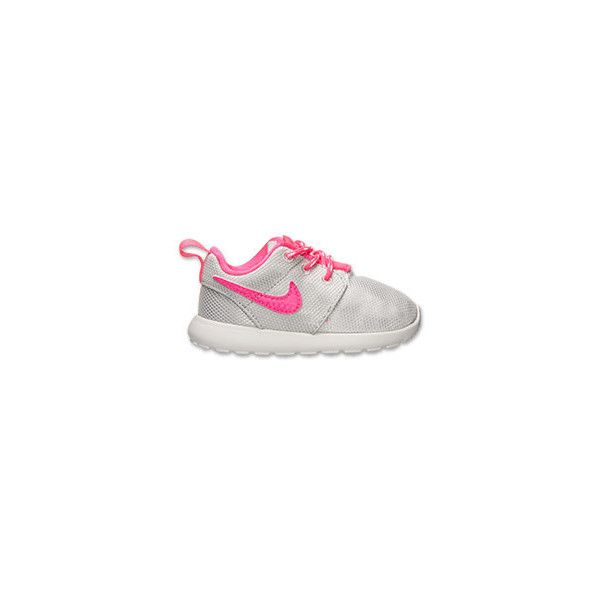 the latest 92143 9c413 ... best girls toddler nike roshe run print casual shoes 30 liked on  polyvore 928f6 d1d12