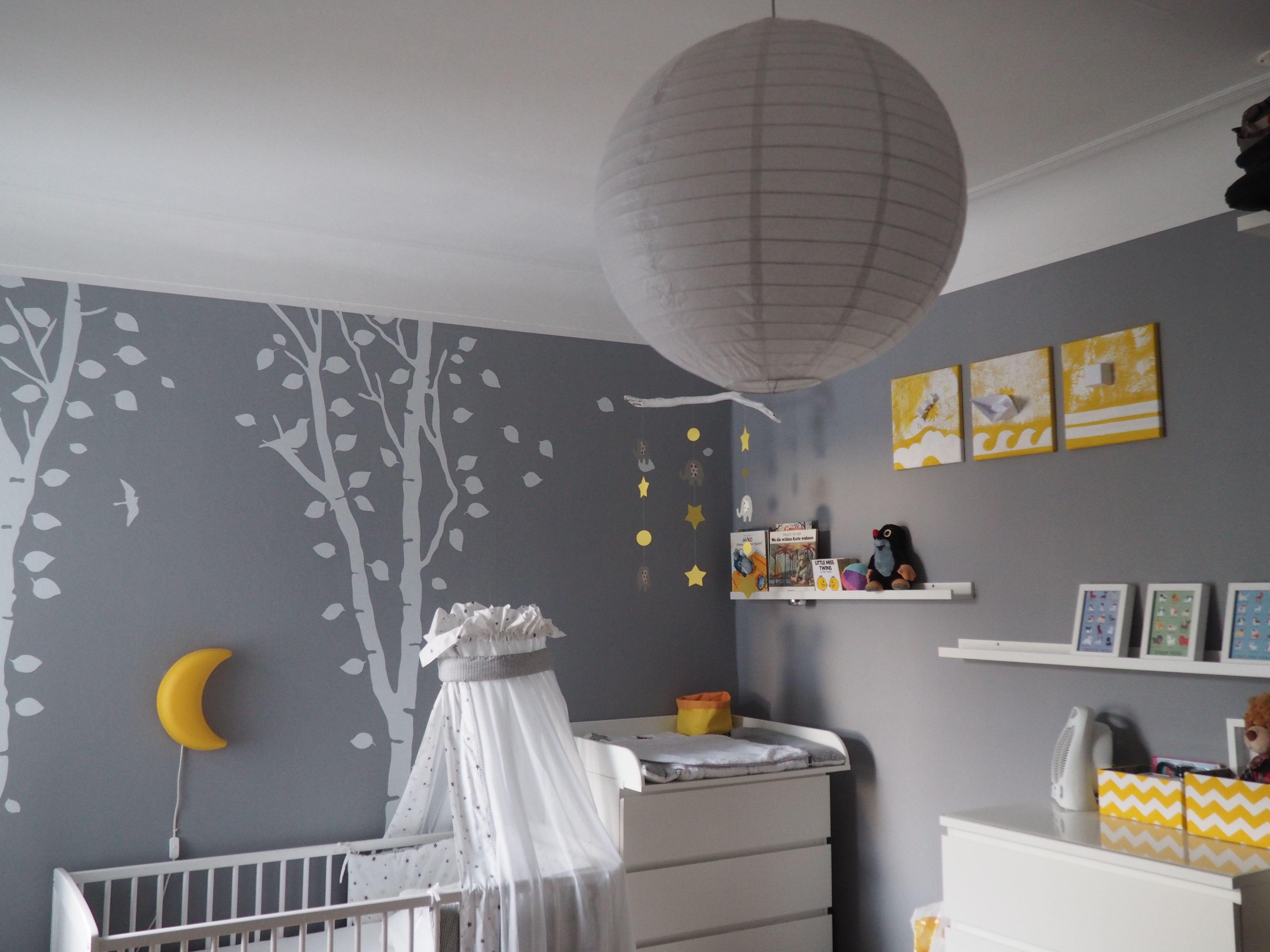 Babyzimmer Für Jungen Und Mädchen. Bett Von Schardt, Sonstige Möbel IKEA