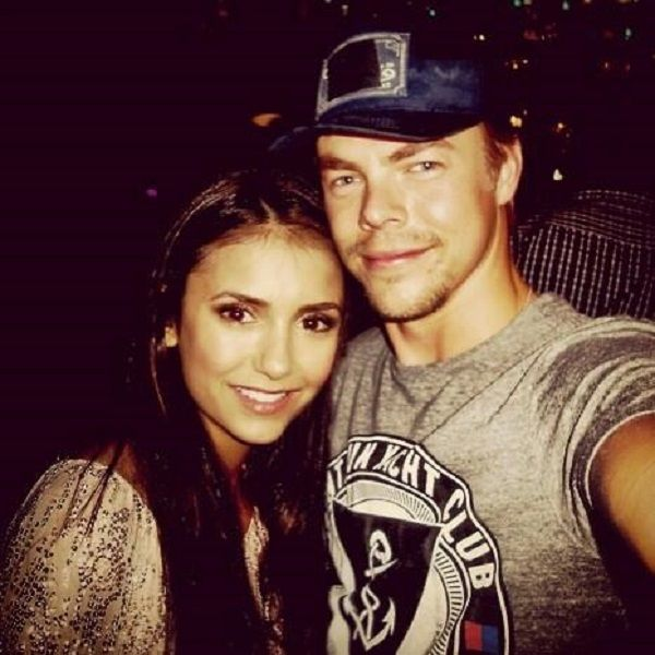 Nina Dobrev Wanted For Dancing With The Stars To Partner With Derek Hough Hollywood News Daily Dancing With The Stars Nina Dobrev Celebrity Selfies