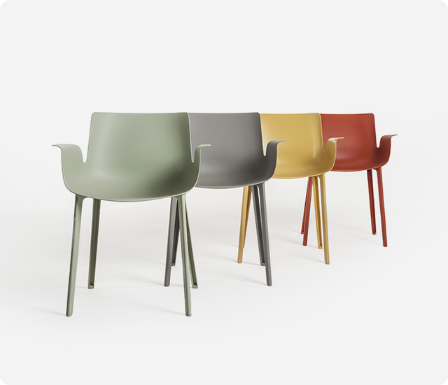 Seating - Shop online at Kartell.com | Illustrious Industrious ...