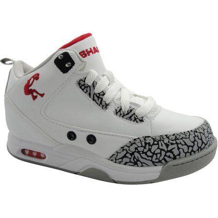 Shaq Boys  Retro Basketball Shoe 37f83ee62