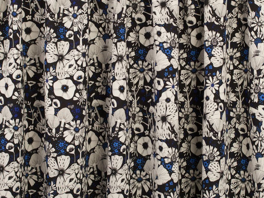 Cotton + Steel Cat Lady Purrfect Hiding Spot Rayon Fabric -