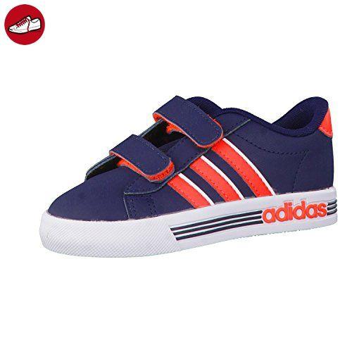 Adidas Clementes, Zapatillas de Deporte para Hombre, Negro/Amarillo/Blanco (Maruni/Amasol/Ftwbla), 39 1/3 EU