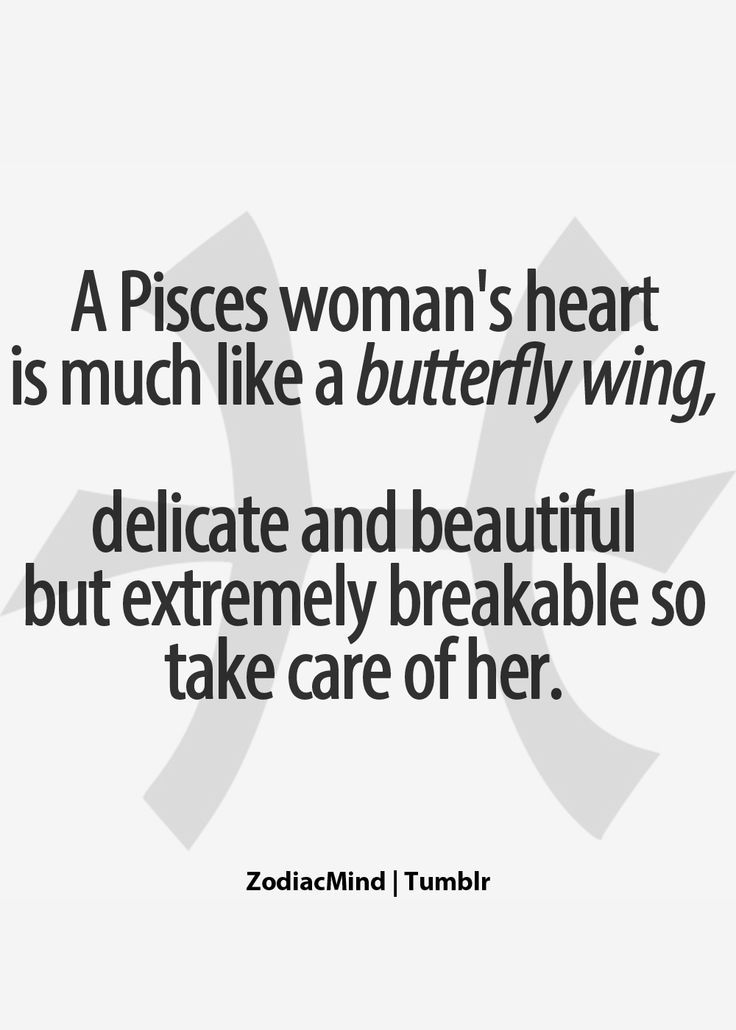 How to date a pisces woman