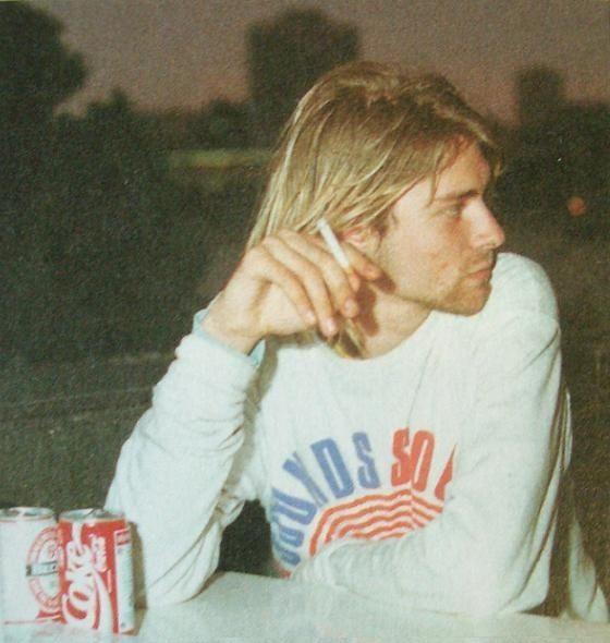 Photo of 28 Rare Pictures Of Kurt Cobain