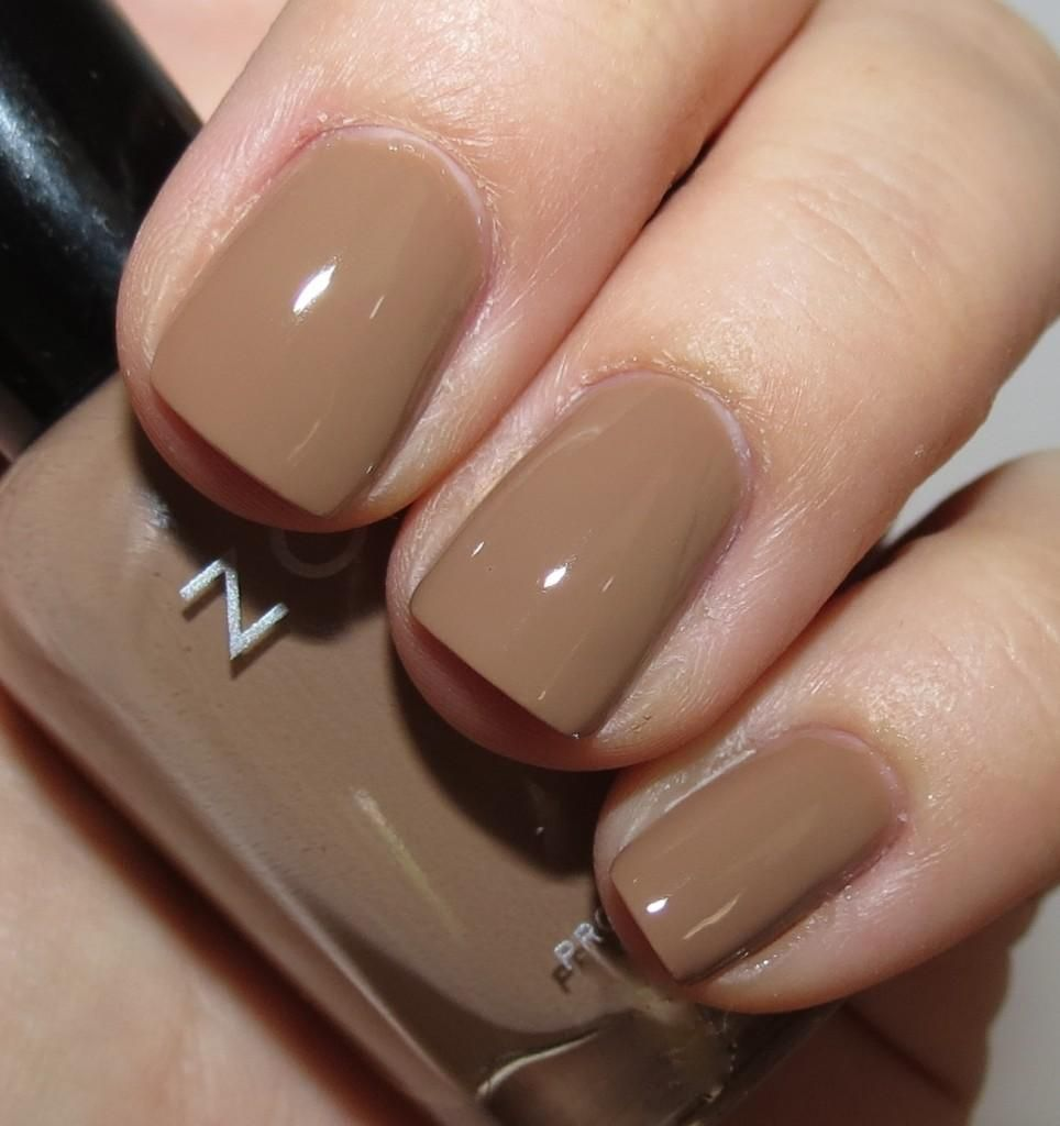 simple and neutral <3   my fall edit (:   Pinterest   Fall nail ...