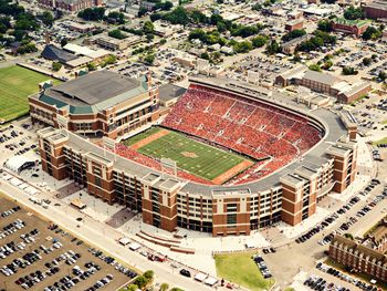 Image Detail For And More Of The Oklahoma State Cowboys College Football Stadium Oklahoma State University Football Stadiums Oklahoma State