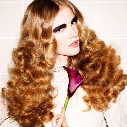 Hairstyles For Party Look : Best curly hairstyles for women to look classy #curlyhairstyles