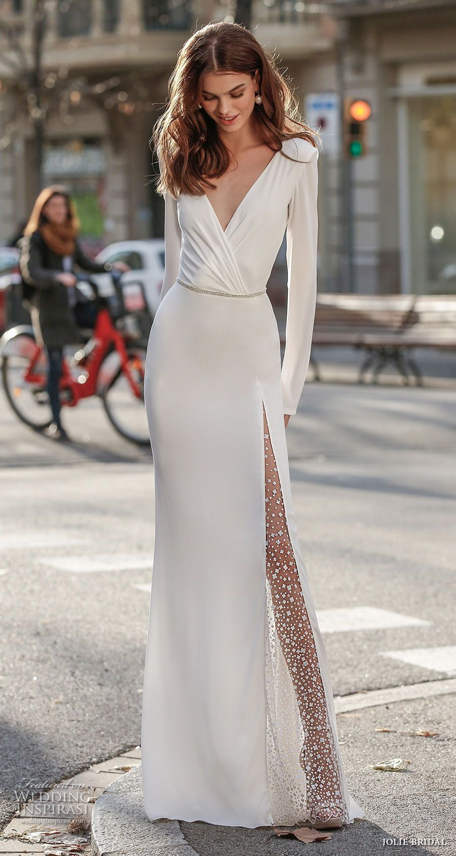 First Look: jolie bridal Spring 2021 Wedding Dress