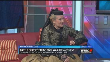 Lynn Bristow discusses the Battle of Pocotaligo Civil War
