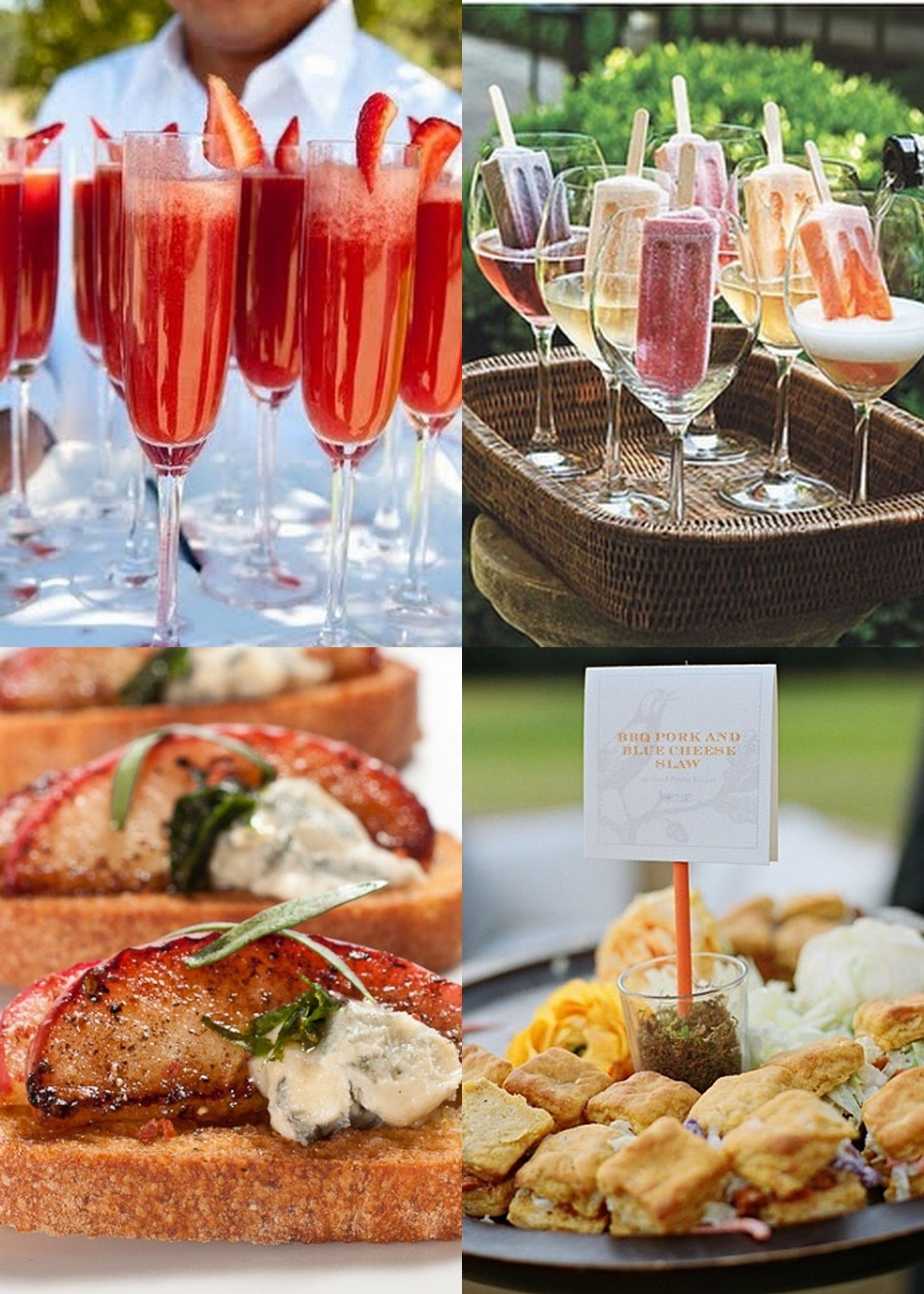Images Of After Wedding Brunch Photo Credits To Lauri Earons For Sstrawberry Bellini Mama S Style