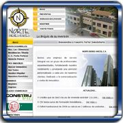Organización:   Norte Bienes Raíces;   Ubicación:   Valencia - Venezuela;   Enlace:   http://www.nortebienesraices.com;   Segmento:  Bienes Raíces;   Año:   2008