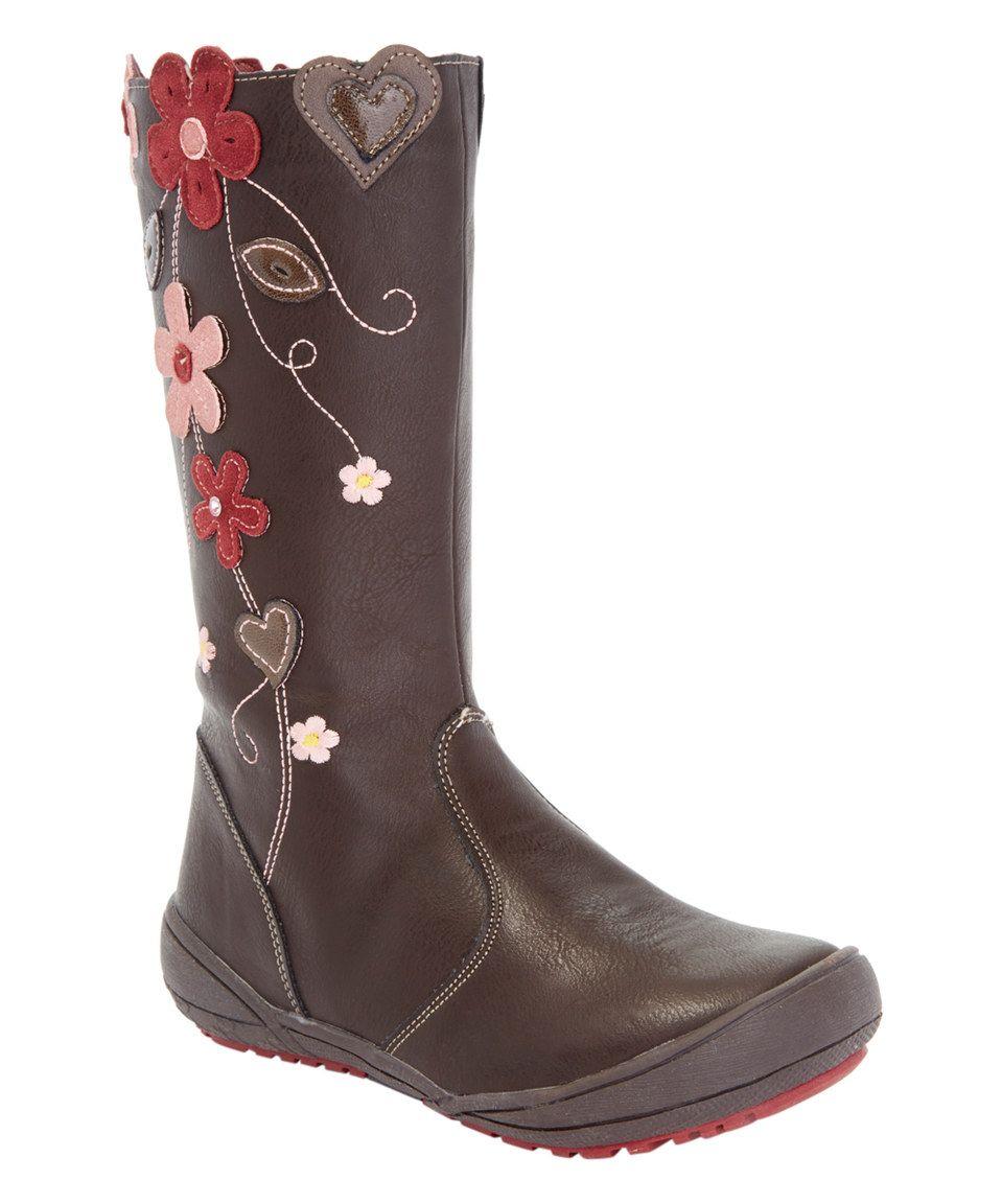 8e710cc3efb Love this Beeko Brown Margaret Boot by Beeko on  zulily!  zulilyfinds