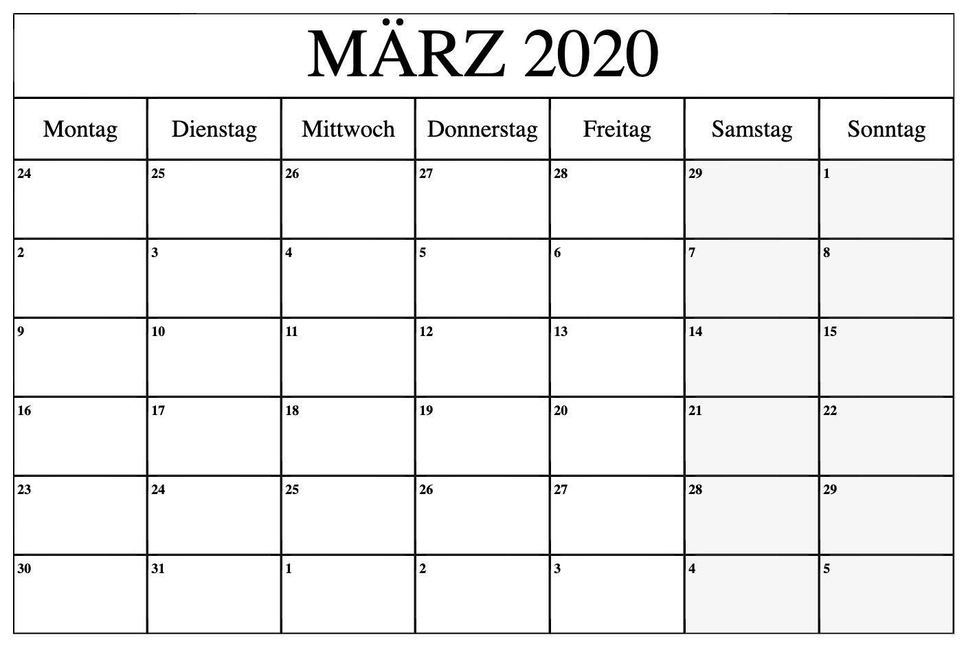 Feiertage 2020