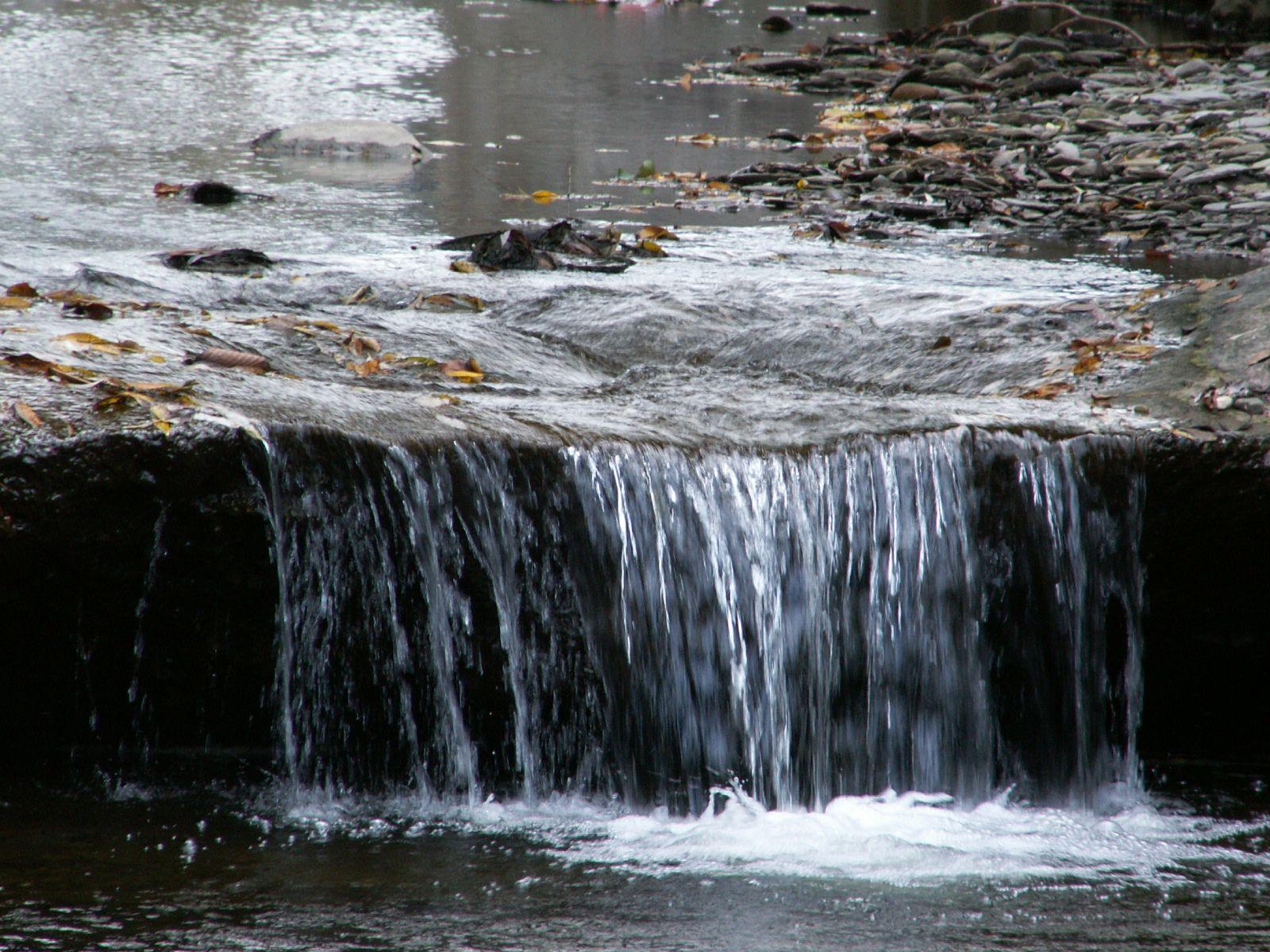 Small Little Waterfall Near Lawrence Park In Erie Pa Small Waterfall Waterfall Pennsylvania History