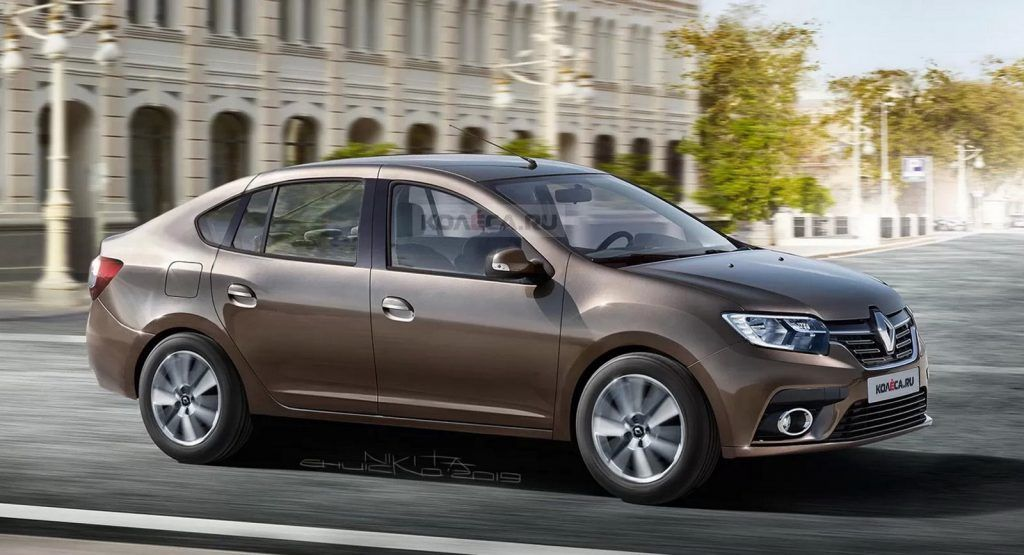 Should The Dacia/Renault Logan Morph Into A Fastback Already?