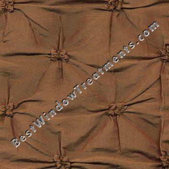 Zenith in Bronze Curtains