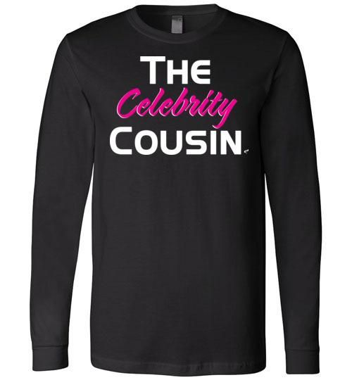 Celebrity Cousin Pink