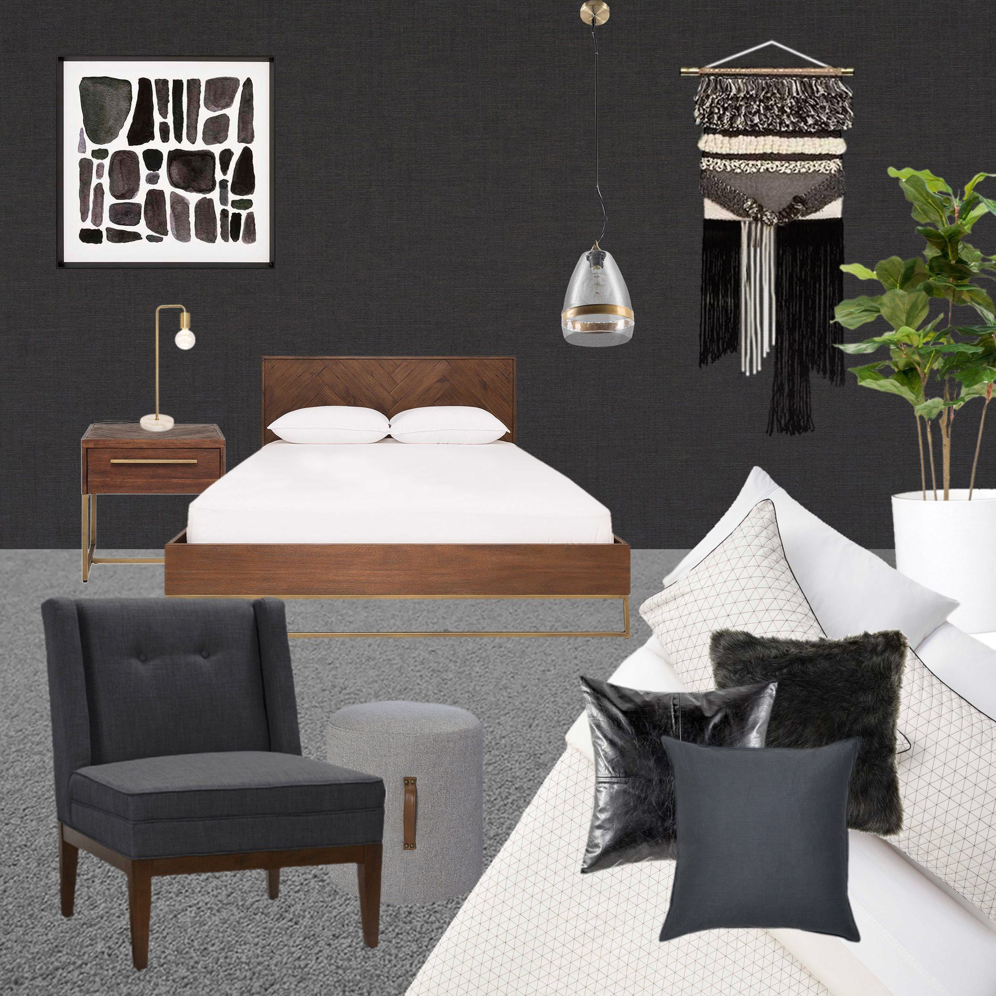 Get The Look From Emma And Courtneys House 5 Master Bedroom We